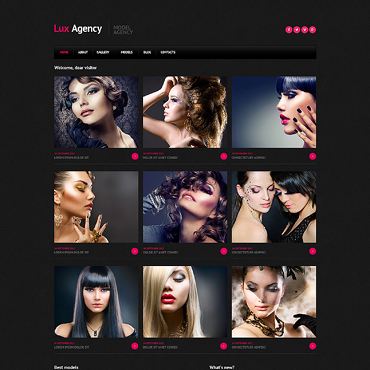 Website Template № 46705