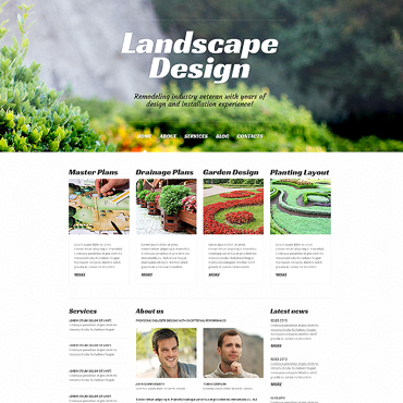 Website Template № 46728