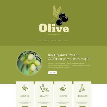 Website Template № 46816