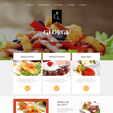 Website Template № 46900