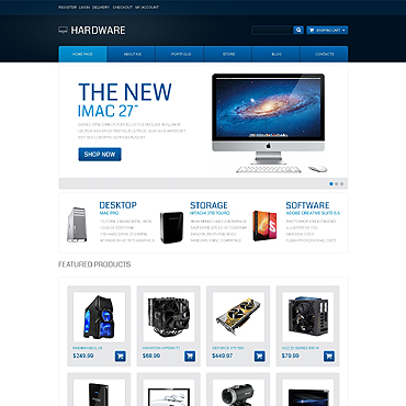 Website Template № 46990