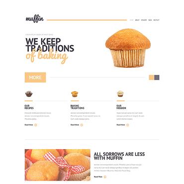 Template Mâncare și băutură WordPress #47072