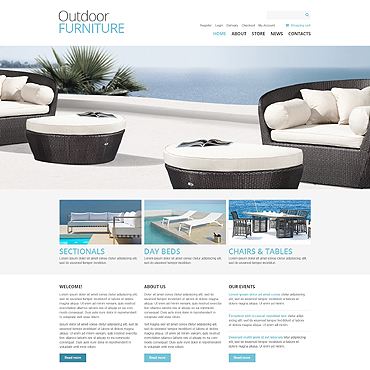 Website Template № 47106