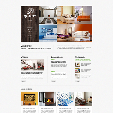 Website Template № 47110