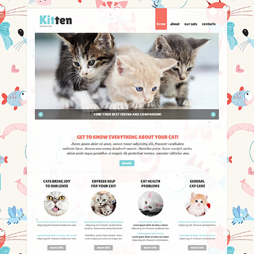Website Template № 47111