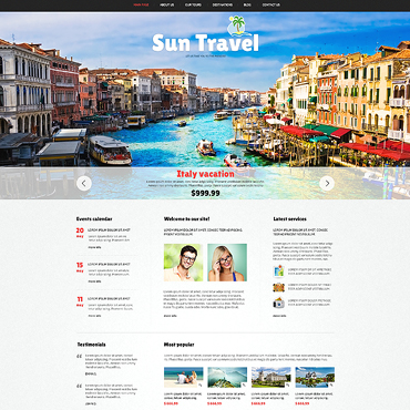 Website Template № 47113