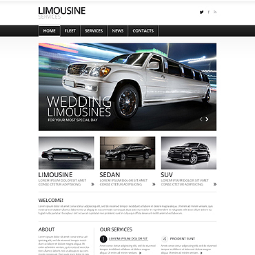 Website Template № 47158