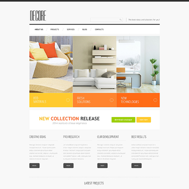 Website Template № 47348