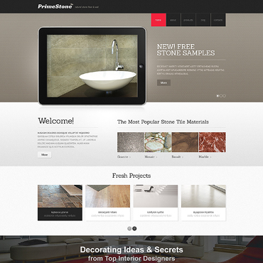 Website Template № 47363