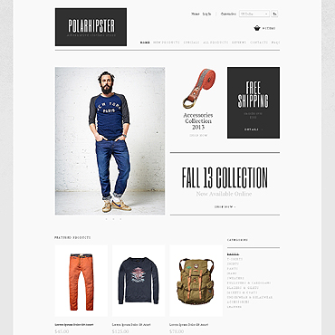 Website Template № 47479