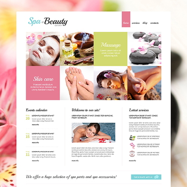 Website Template № 47486