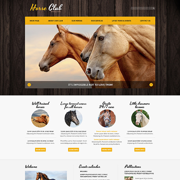 Website Template № 47488