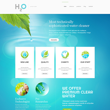 Website Template № 47491