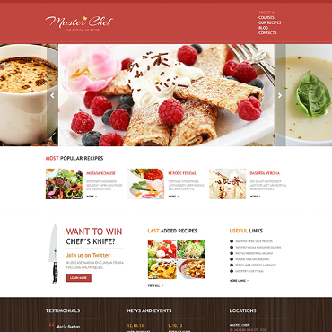 Website Template № 47495