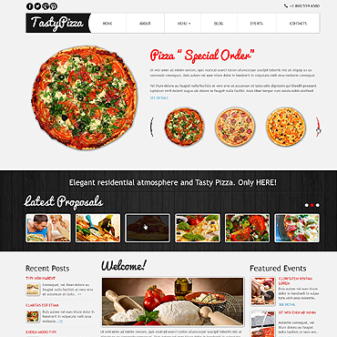 Website Template № 47508