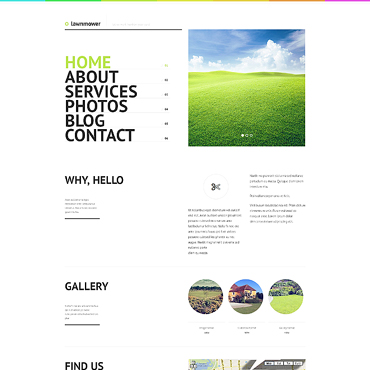 Website Template № 47531