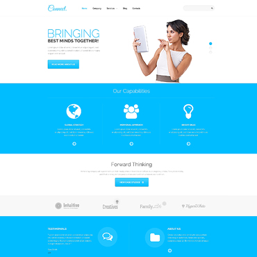 Website Template № 47537