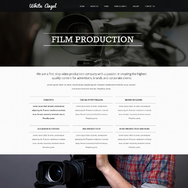 Website Template № 47548