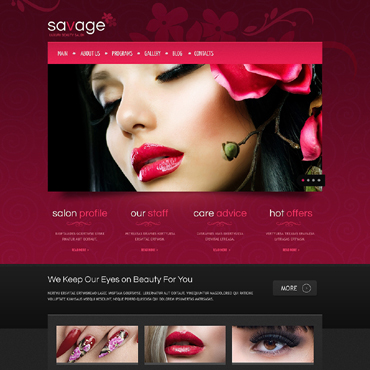 Website Template № 47607