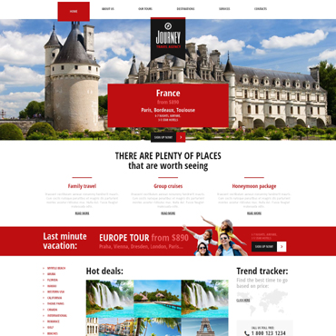Website Template № 47694