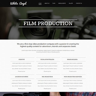 Website Template № 47732