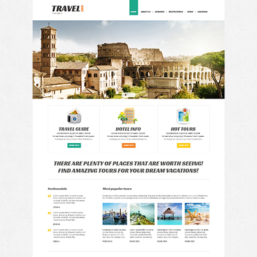 Website Template № 47758