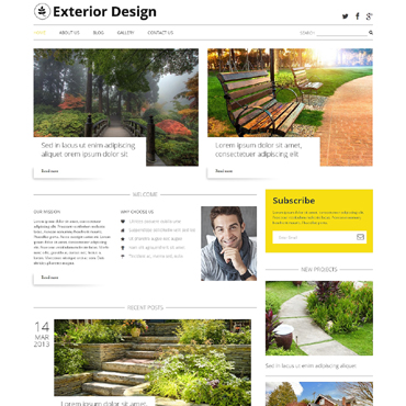 Website Template № 47784