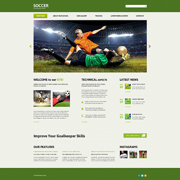 Website Template № 47852