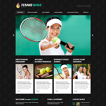 Website Template № 47854