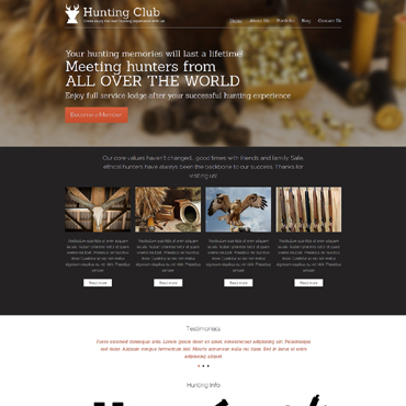 Website Template № 47881