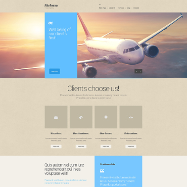 Website Template № 47883