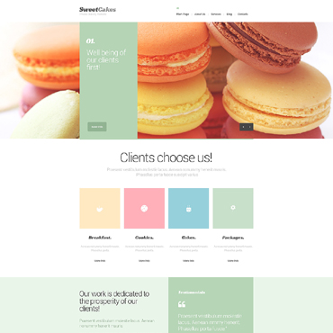 Website Template № 47884