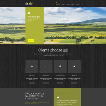 Website Template № 47885