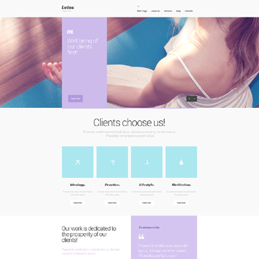 Website Template № 47886