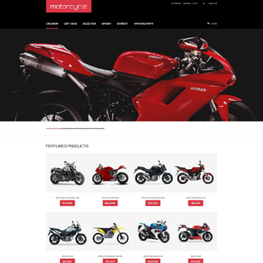 Website Template № 47898