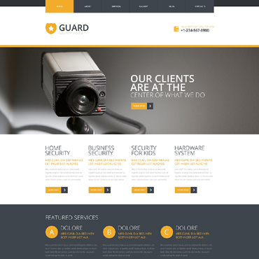 Website Template № 47946