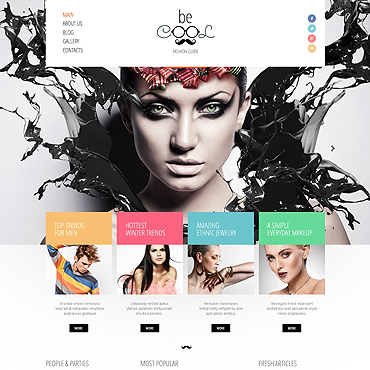 Website Template № 47948