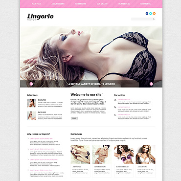 Website Template № 47951