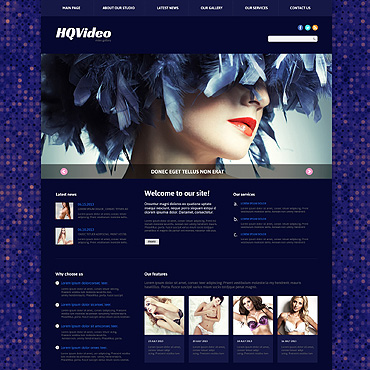 Website Template № 47953