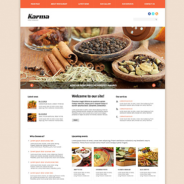 Website Template № 47954