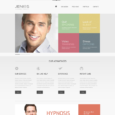 Website Template № 47984