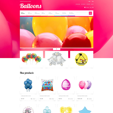 Website Template № 48004