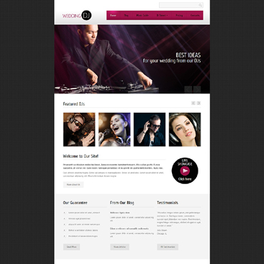 Website Template № 48072