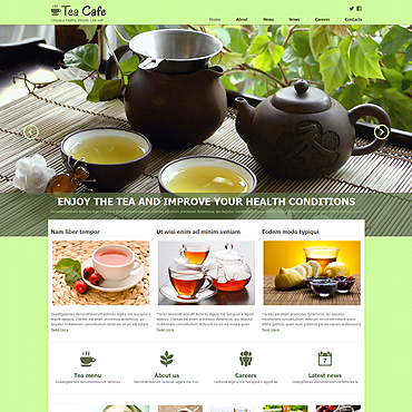 Website Template № 48083