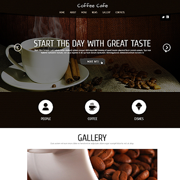 Website Template № 48085