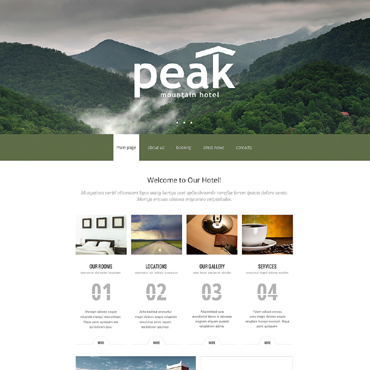 Website Template № 48097