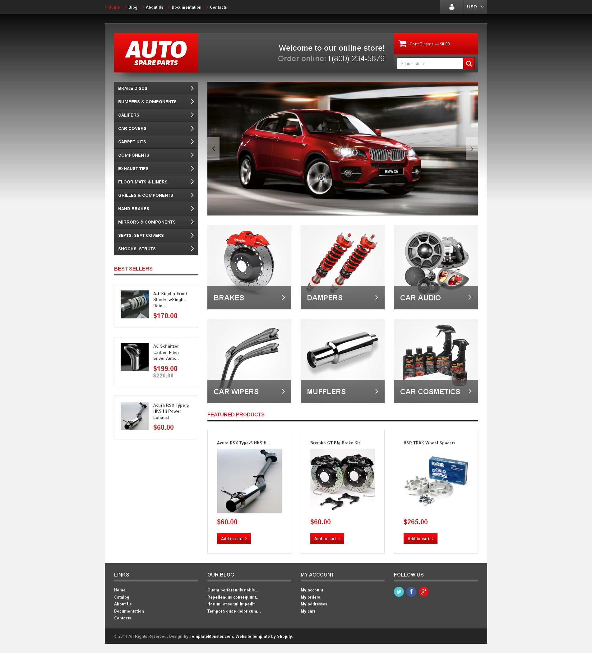 Template 48157 - Joomla - Wordpress - Magento Themes