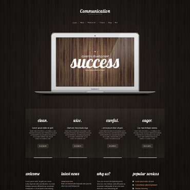 Website Template № 48165
