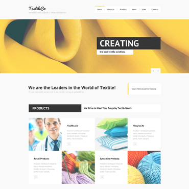 Website Template № 48252