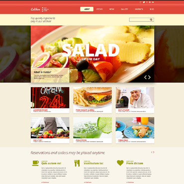 Website Template № 48264